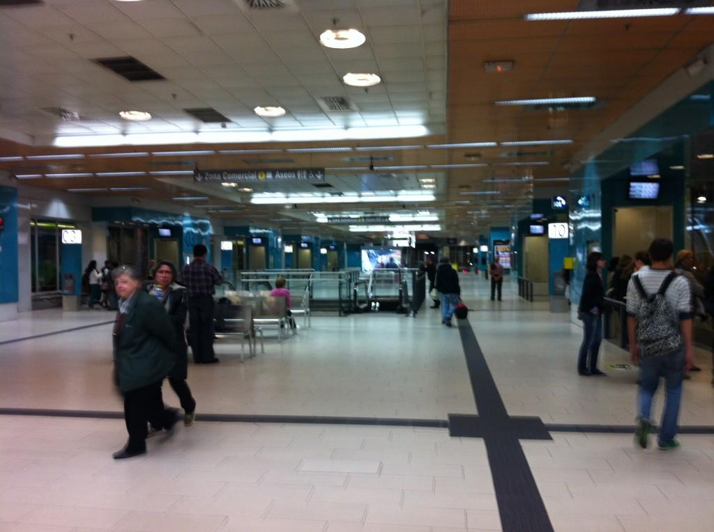 Автовокзал Moncloa